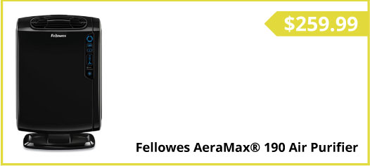 Fellowes AeraMax® 190 Air Purifier