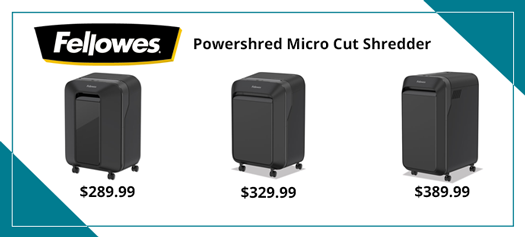 Powershred LX200 Micro Cut Shredder